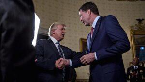 """Russiagate, Comey (ex direttore Fbi): """"Trump mi chiese insabbiare inchiesta Flynn"""""""