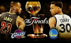 NBA Finals streaming, dove vedere diretta Golden State-Cleveland