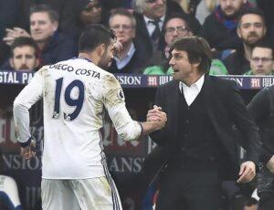 """Diego Costa scaricato da Conte con un sms: """"E' una vergogna..."""""""