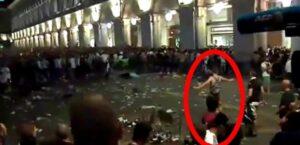 """Torino, Davide Buraschi, il ragazzo con lo zaino: """"Volevo calmare la folla in piazza, non sono un mostro"""""""