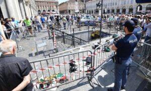 Erika Pioletti, restano gravi le condizioni della donna schiacciata dalla folla a piazza San Carlo