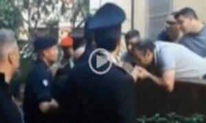 'Ndrangheta, catturato a San Luca il latitante Giorgi. E c'è chi gli bacia le mani VIDEO