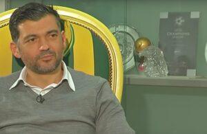 Sergio Coinceicao, ex Lazio, è il nuovo allenatore del Porto