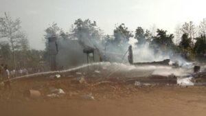 India, esplosione in una fabbrica di fuochi d'artificio: 23 morti