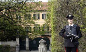 Arcore, due boati: fanno saltare bancomat vicino alla villa di Berlusconi