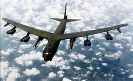 Un bombadiere B-52
