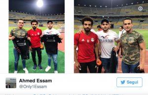 Calciomercato Roma, Salah posa già con la maglia del Liverpool