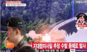 Corea del Nord: lancio multiplo di missili anti-nave