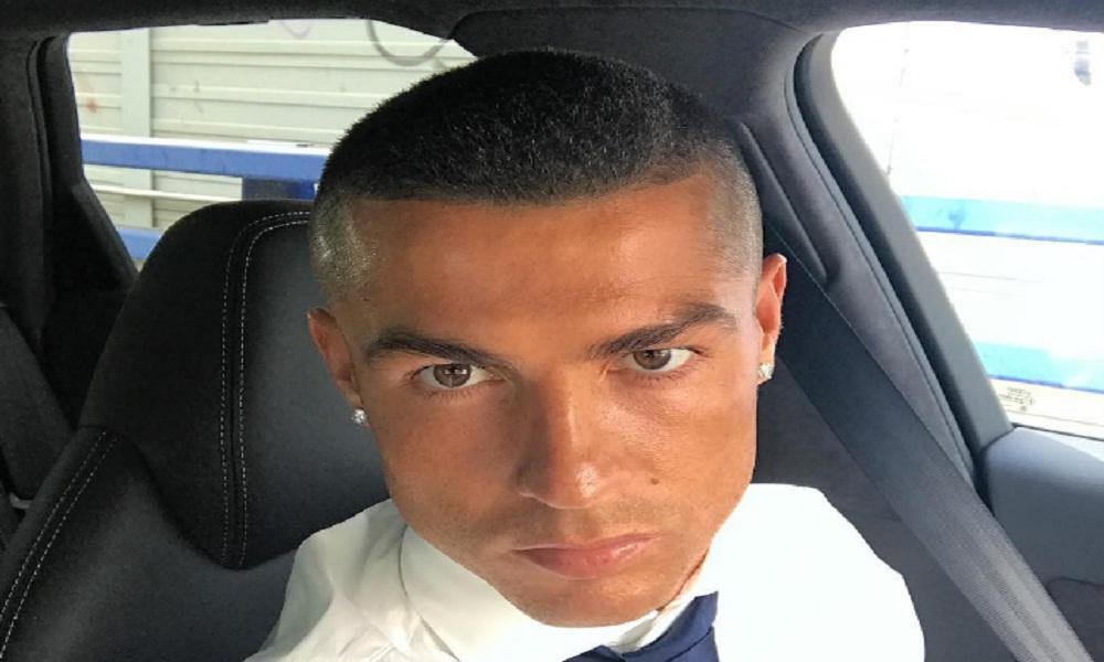 Cristiano Ronaldo festeggia la Champions con un nuovo taglio di capelli FOTO