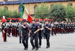 Carabinieri, celebrazione del 203° anniversario di fondazione dell'Arma VIDEO DIRETTA