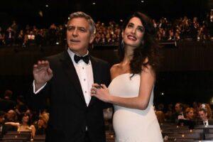 George Clooney è papà: Amal dà alla luce i gemelli Ella e Alexander