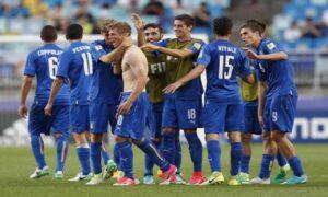 Italia-Inghilterra streaming e diretta Tv: dove vedere la semifinale del Mondiale Under 20