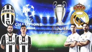Juventus-Real Madrid, streaming della finale di Champions League su Sportmediaset.it