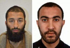 Attentato Londra, Khuram Butt e Rachid Redouane