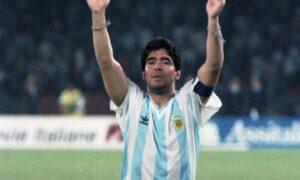 """Bogdan Dochev, è morto il guardalinee che non vide la """"mano de dios"""" di Maradona"""