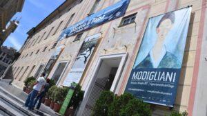 Modigliani a Genova, falsi alla mostra a Palazzo Ducale? Aperta un'inchiesta