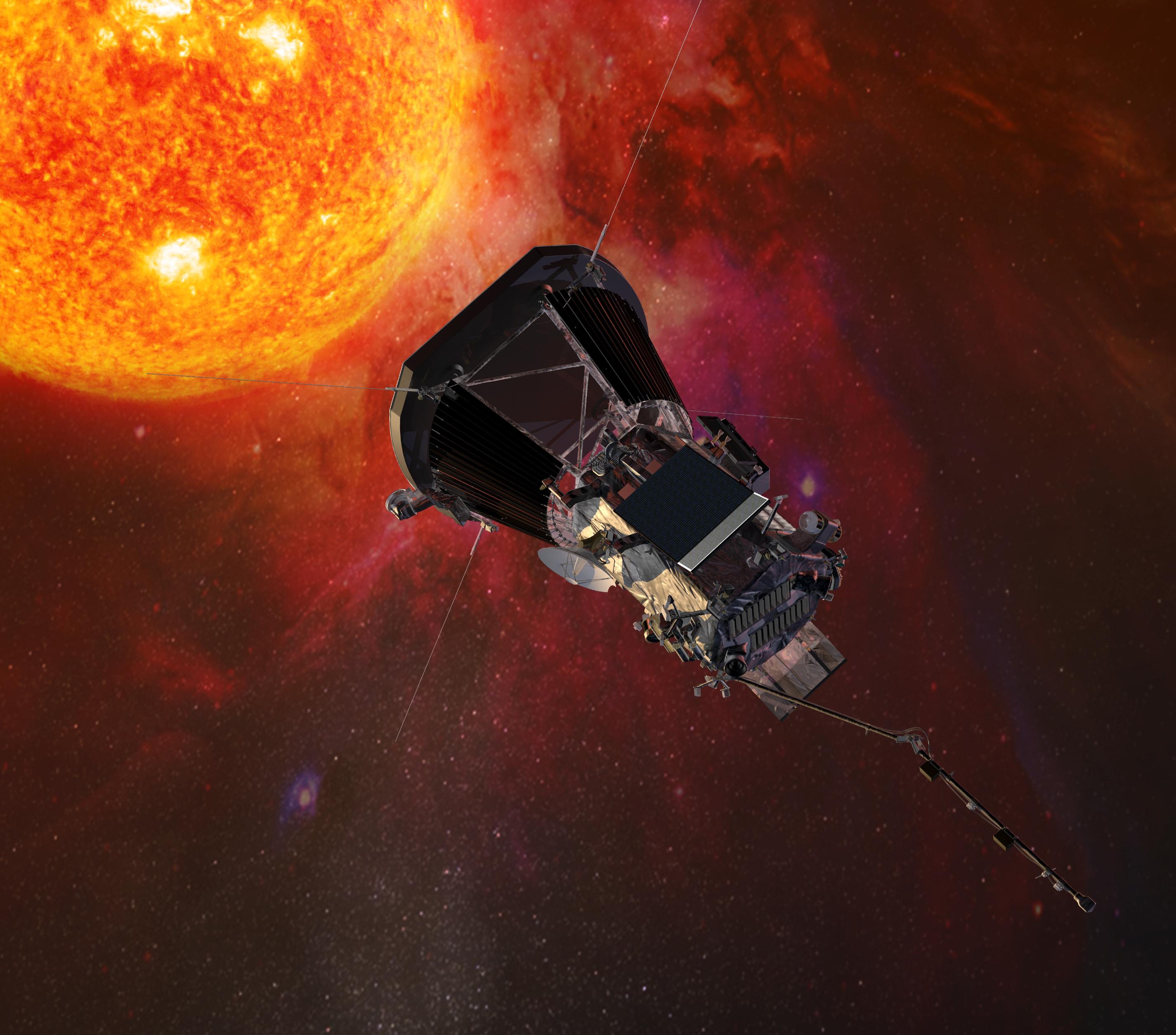 Nasa alla conquista del Sole: la prima spedizione parte nel 2018