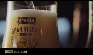 Nuovo look, stessa qualità: ecco la nuova Peroni Gran Riserva VIDEO