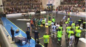 Calcio a 5, campo del Pescara squalificato per 7 mesi