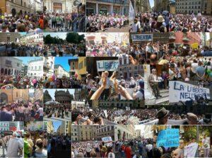 Vaccini, genitori No Vax in 21 piazze d'Italia. L'11 giugno protesta nazionale a Roma