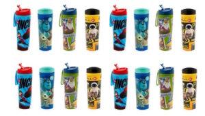 """Disney ritira i bicchieri da viaggio Pixar: """"Possono essere pericolosi per i bimbi"""""""