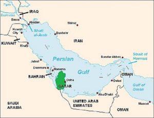 Qatar, dov'è sulle mappe. La nuova crisi del Golfo Persico, perché interessa anche noi