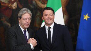 """Renzi, alfaniani accusano: """"Da febbraio ci chiede di far cadere il governo Gentiloni"""""""